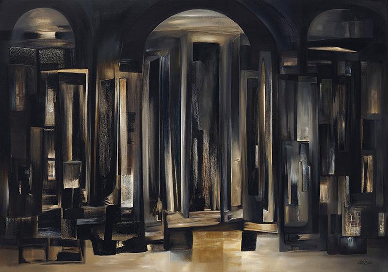 LIGHT GATE - Arwa Seifeddine