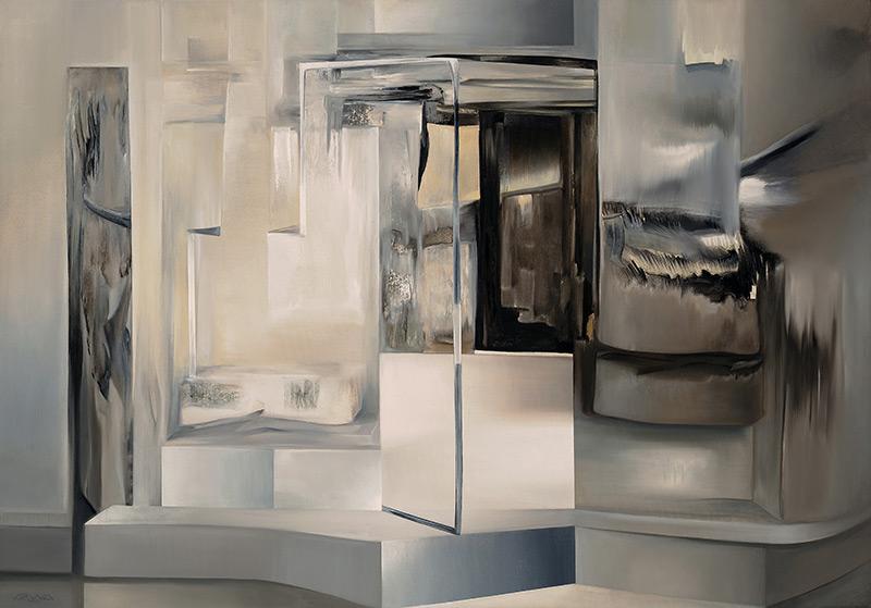 WHITE SUMMER - Arwa Seifeddine